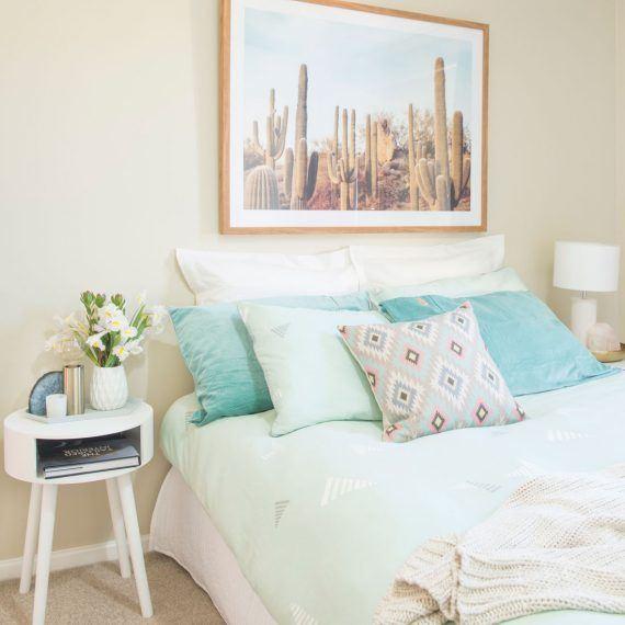 Studio McQueen | Master Bedroom Design