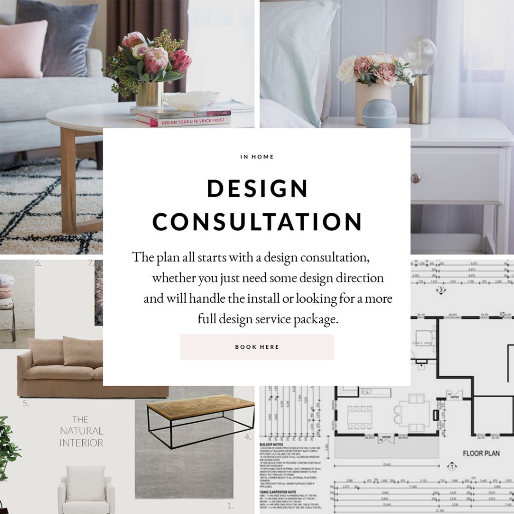 In Home Design Consultation
