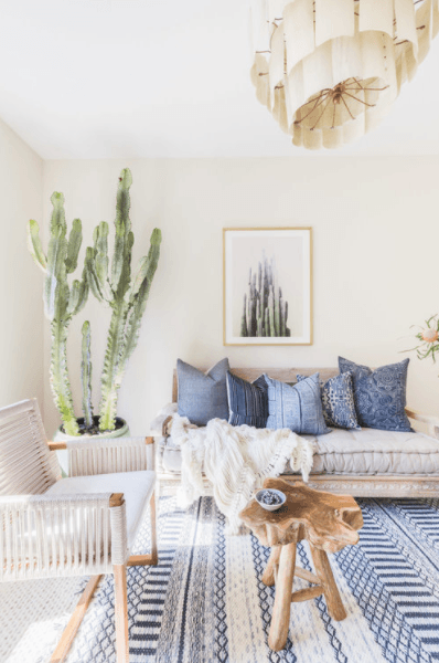 How to create your gorgeous version of a modern Bohemian interior blog post by Studio McQueen | perth renovations + building designer | Designing spacious, beautiful homes sustainably