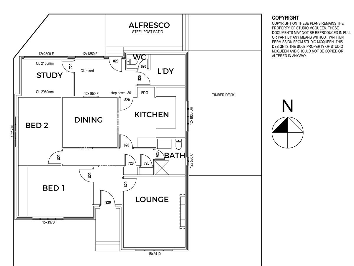 New-on-the-blog-a-concept-case-study-on-how-to-renovate-a-1940s-cottage-Studio-Mcqueen-Perth-Renovation-Designer-Existing-Floor-Plan