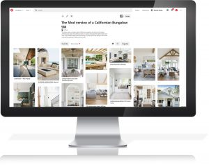 collaborating on Pinterest about your home renovation project -Interior Designers Perth | Studio McQueen | Melinda McQueen